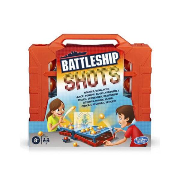 Battleship Shots