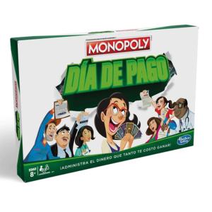 Monopoly Día De Pago